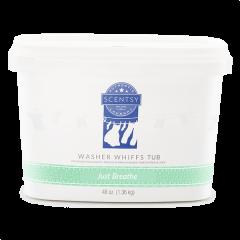 Just Breathe Washer Whiffs Tub