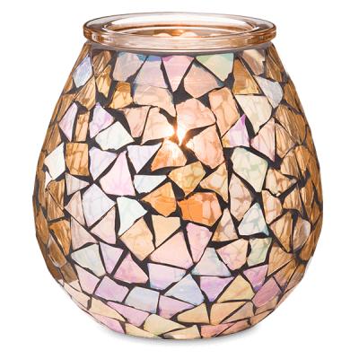 Mended Scentsy Warmer