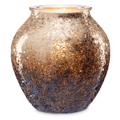 Charred Scentsy Warmer