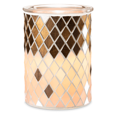 Gilded Scentsy Warmer