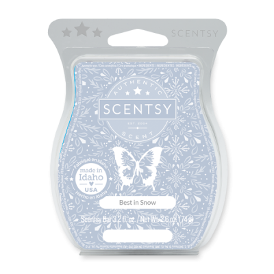 Best in Snow Scentsy Bar