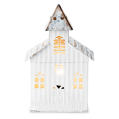 Little Church Scentsy Warmer